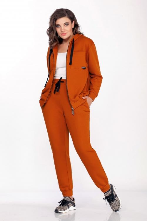 Брючный костюм АМ-1407 от DressyShop