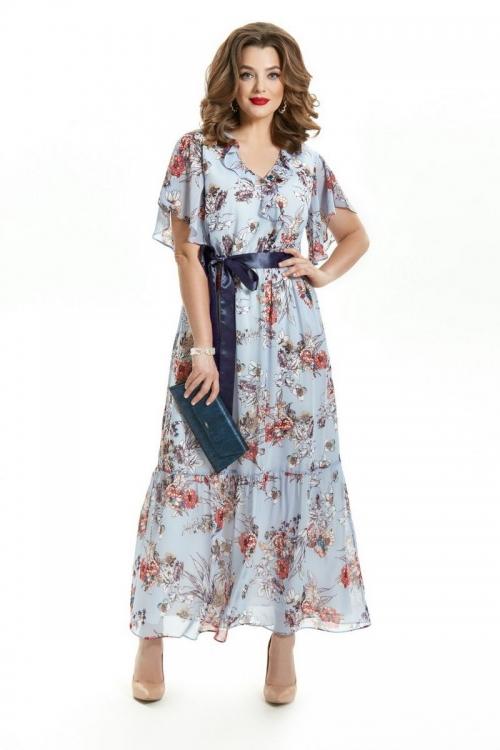 Платье ТЗ-1555 от DressyShop