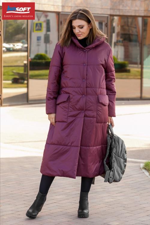 Пальто ЛС-6396 от DressyShop