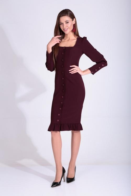 Платье АК-55160 от DressyShop