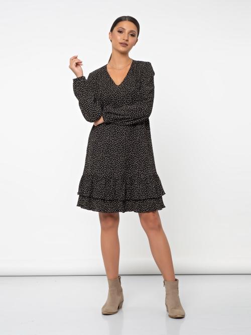 Платье ДЖ-288длинный от DressyShop
