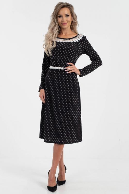 Платье ВА-П5-4558/0-1 от DressyShop