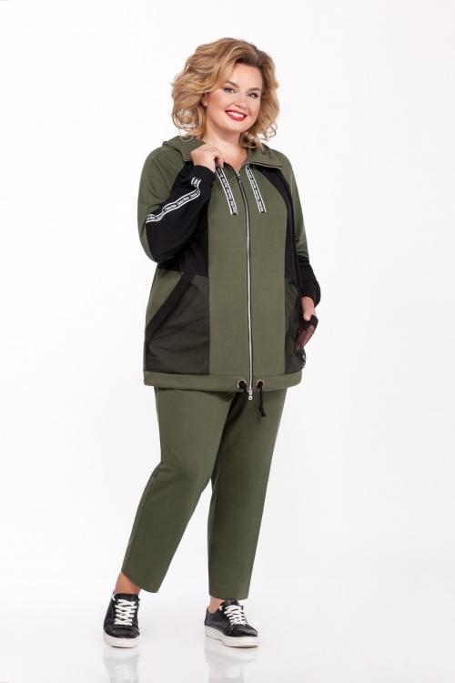Брючный костюм ПРИ-1141 от DressyShop