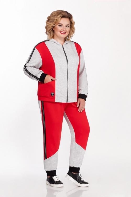 Брючный костюм ПРИ-1144 от DressyShop