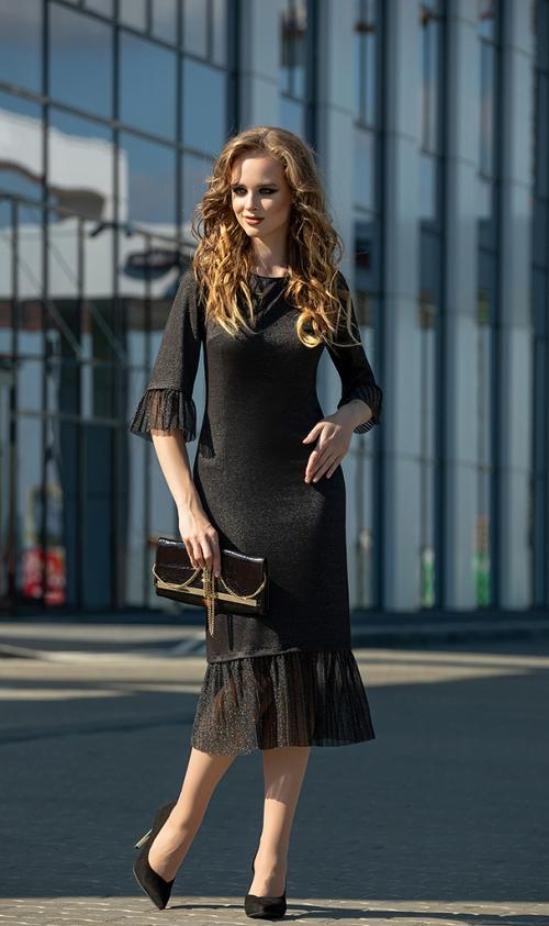 Платье ДИВА-1172 от DressyShop