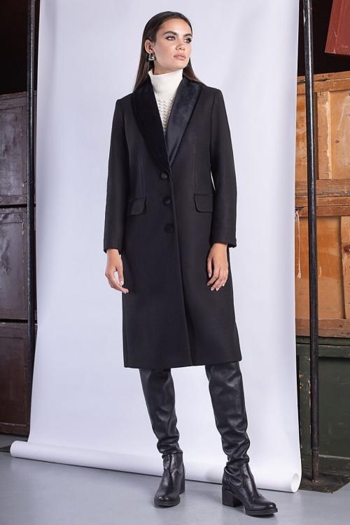 Пальто Ю-20-294 от DressyShop