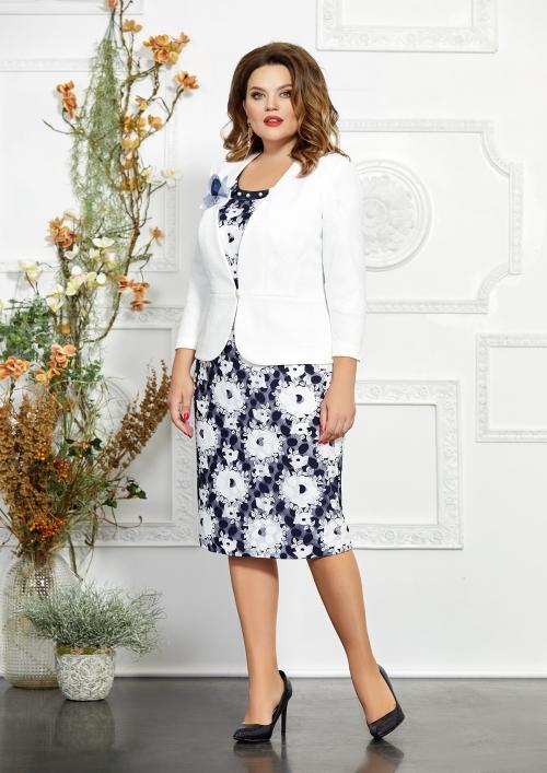 Платье с жакетом МФ-4843 от DressyShop