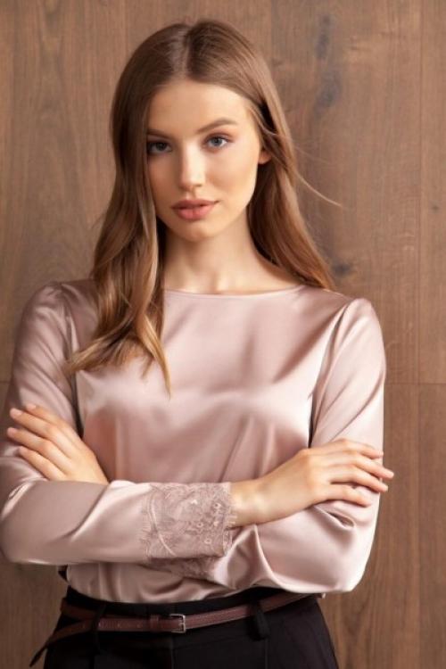 Блузка НЛ-20320 от DressyShop