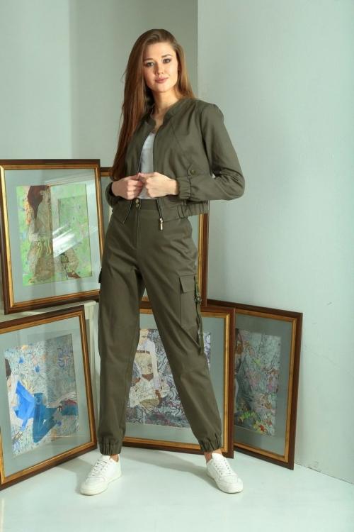 Брючный костюм АК-11149 от DressyShop