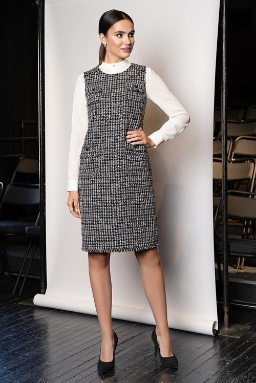 Платье с блузой Ю-20-443 от DressyShop