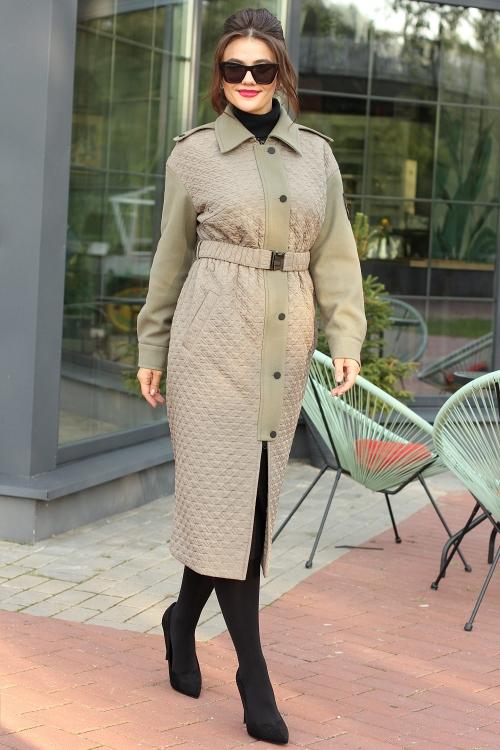 Пальто МЮ-2607 от DressyShop