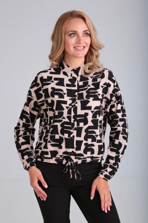 Блузка МОД-455 от DressyShop