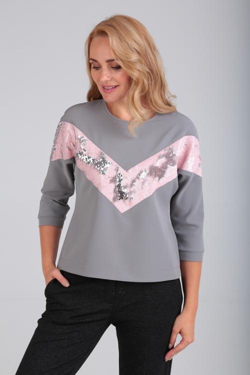 Блузка МОД-401 от DressyShop