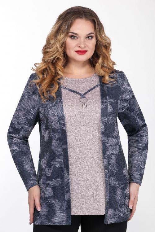 Блузка ЭМ-381 от DressyShop