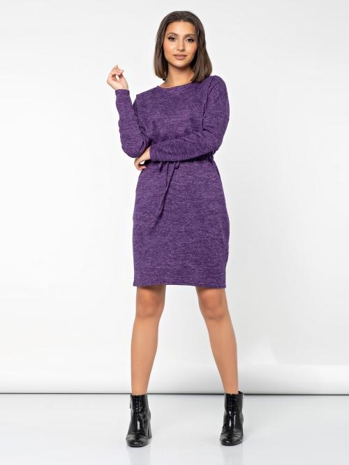 Платье ДЖ-460меланж от DressyShop