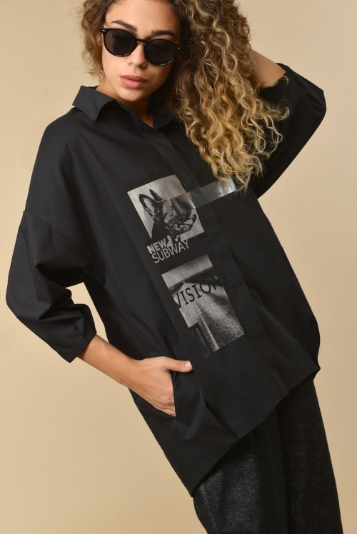 Блузка СЧ-9003 от DressyShop