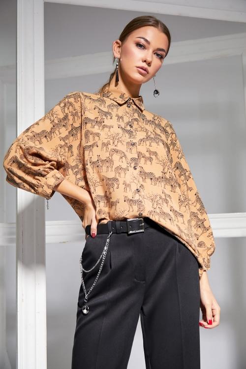 Блузка КА-1645 от DressyShop
