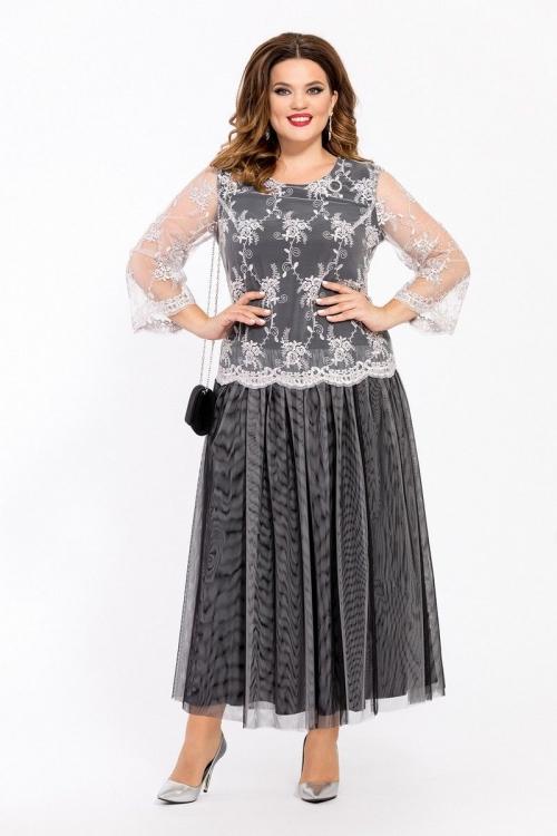 Платье ТЗ-1447 от DressyShop