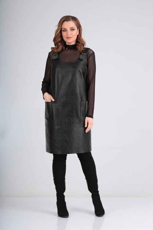 Сарафан с блузой АК-50141 от DressyShop
