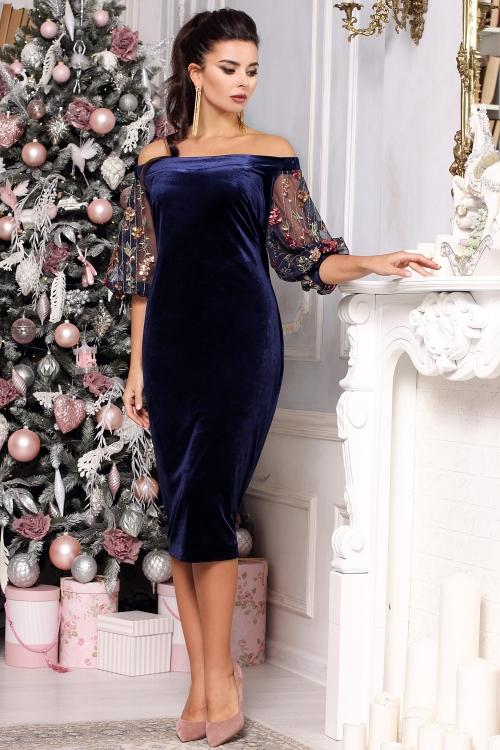 Платье МЮ-2384 от DressyShop