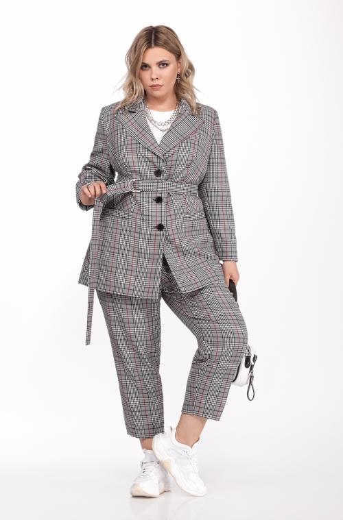 Брючный костюм ПРИ-1215 от DressyShop