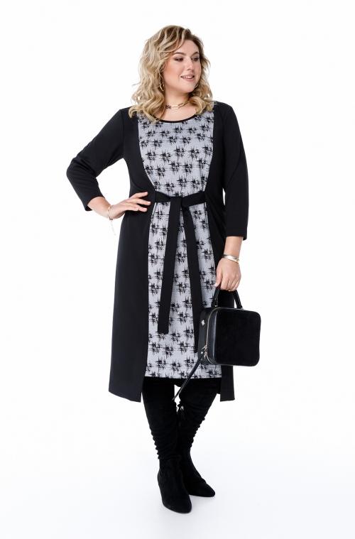 Платье ПРИ-944 от DressyShop
