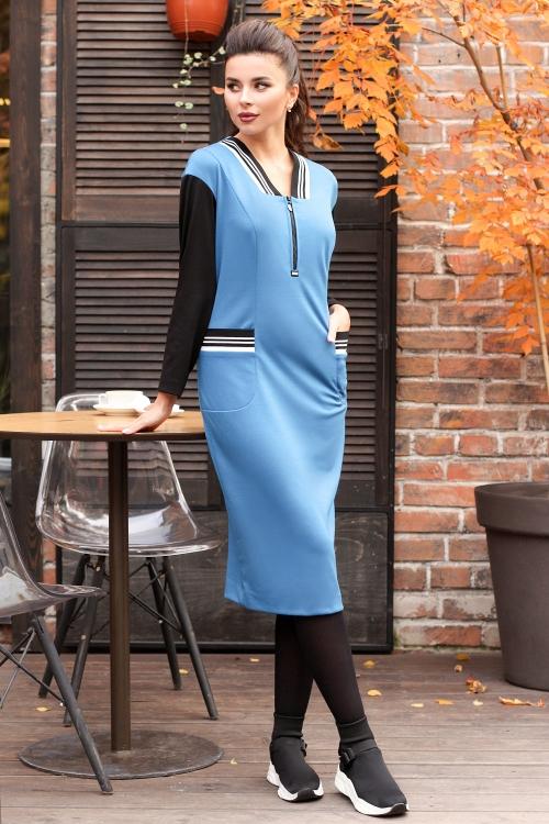 Платье МЮ-2614 от DressyShop