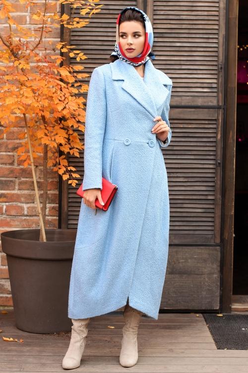 Пальто МЮ-2519 от DressyShop