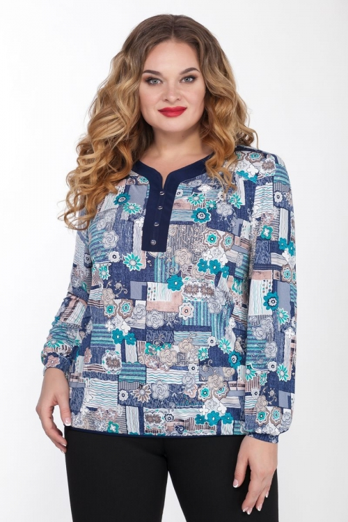 Блузка ЭМ-192 от DressyShop