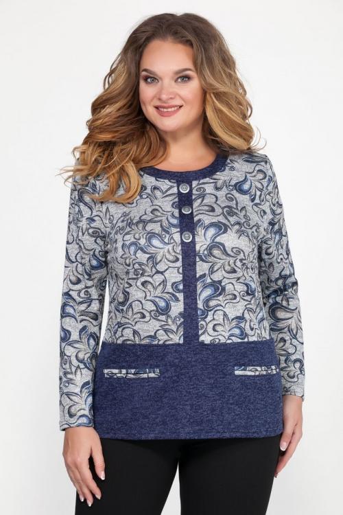Блузка ЭМ-314 от DressyShop