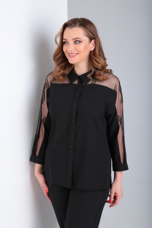 Блузка КС-1843 от DressyShop