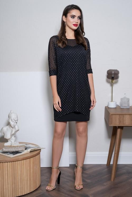 Платье Ю-21-498 от DressyShop