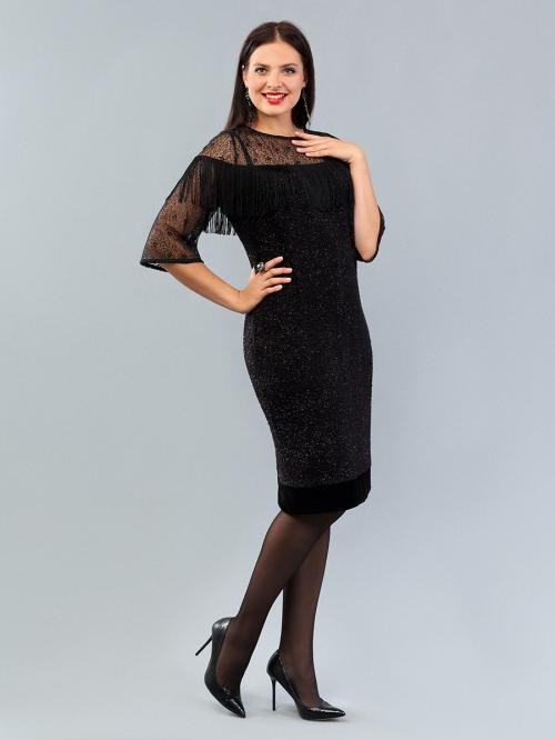 Платье ЭМ-5209/3 от DressyShop