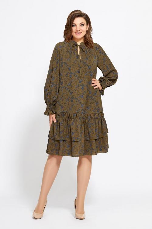 Платье МУ-418 от DressyShop