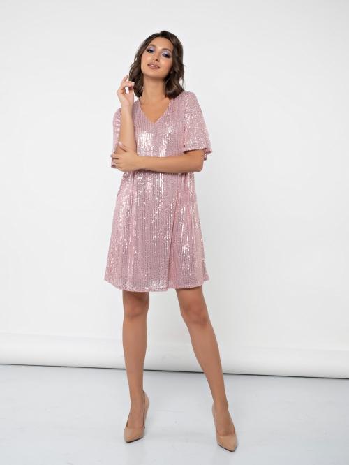 Платье ДЖ-648/3-7 от DressyShop