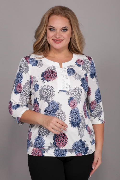 Блузка ЭМ-194 от DressyShop