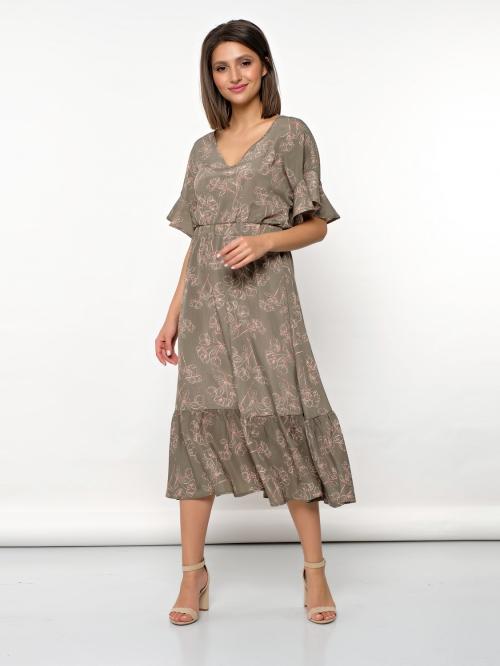 Платье ДЖ-306цвет от DressyShop