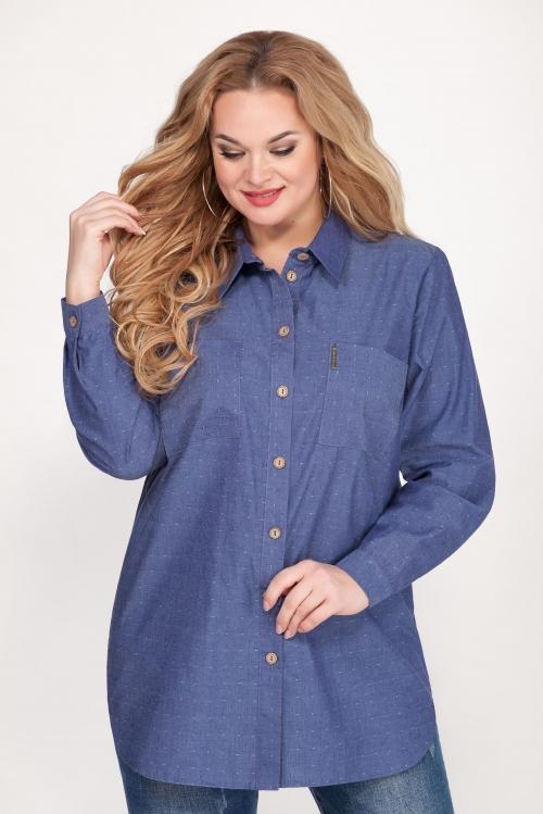 Блузка ЭМ-483 от DressyShop