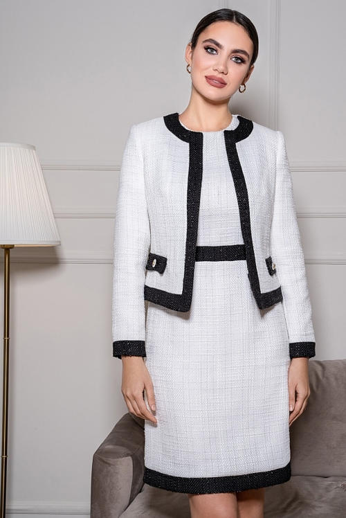 Платье с жакетом Ю-21-486 от DressyShop