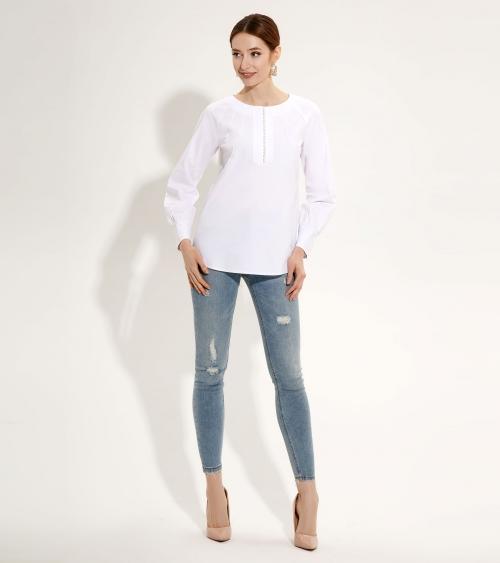 Блузка ПРИО-716547 от DressyShop