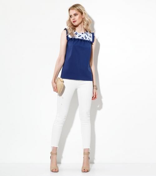 Блузка ПРИО-704240 от DressyShop