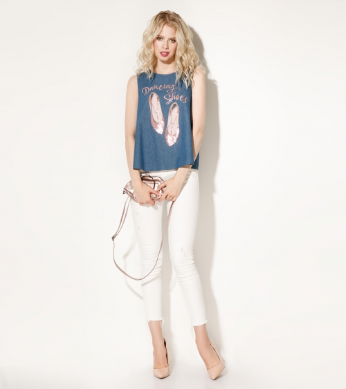 Блузка ПРИО-705740 от DressyShop