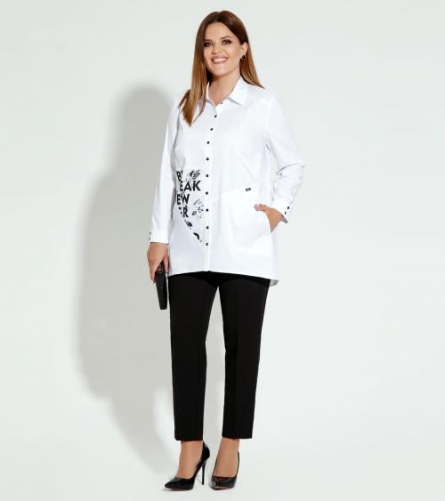 Блузка ПРИО-5440Z от DressyShop