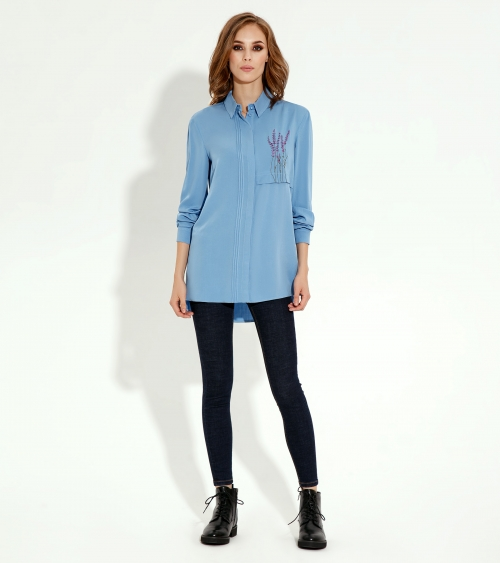 Блузка ПРИО-3140Z от DressyShop
