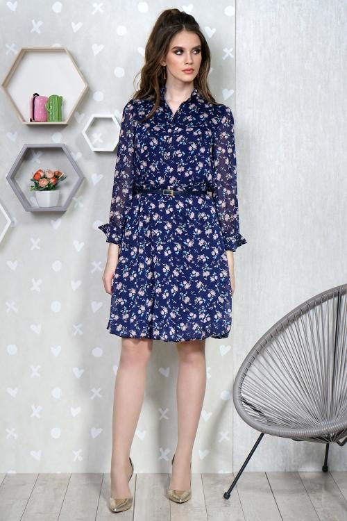 Платье АЛ-1342 от DressyShop