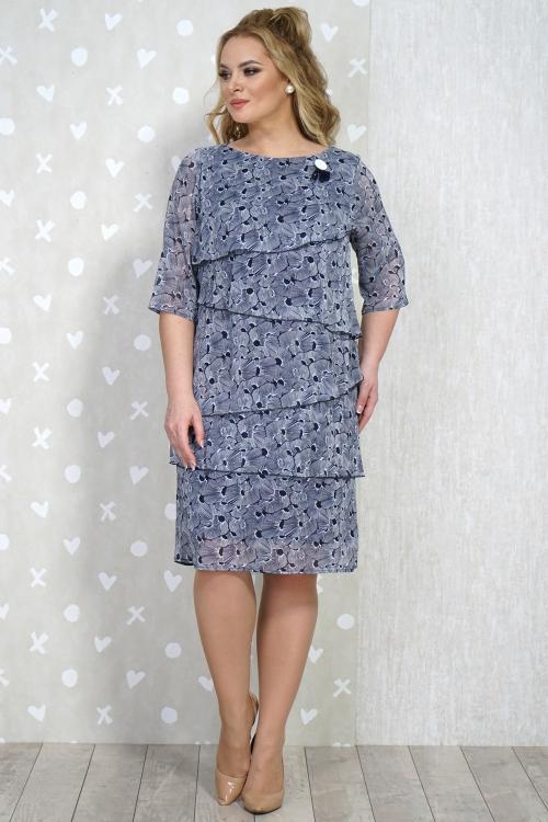 Платье АЛ-1346 от DressyShop