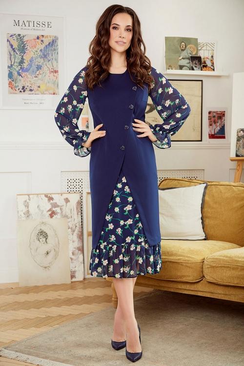 Платье МЮ-2632 от DressyShop