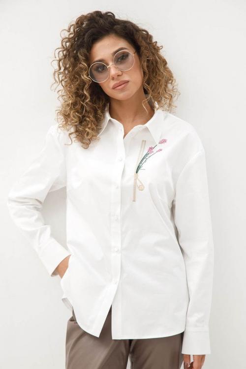 Блузка КОД-1025 от DressyShop
