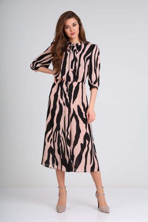 Платье АК-55122И от DressyShop