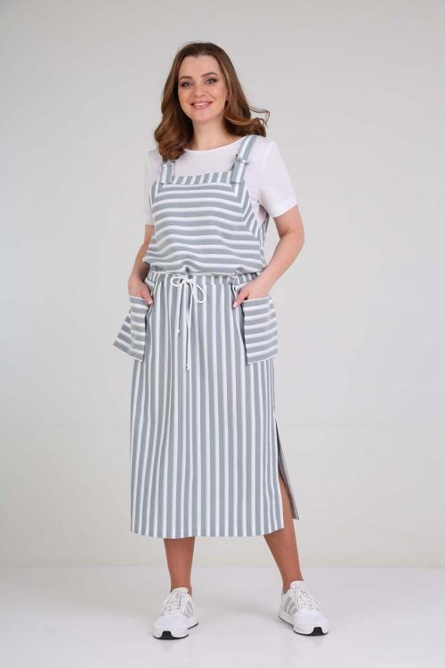 Платье АК-55154 от DressyShop
